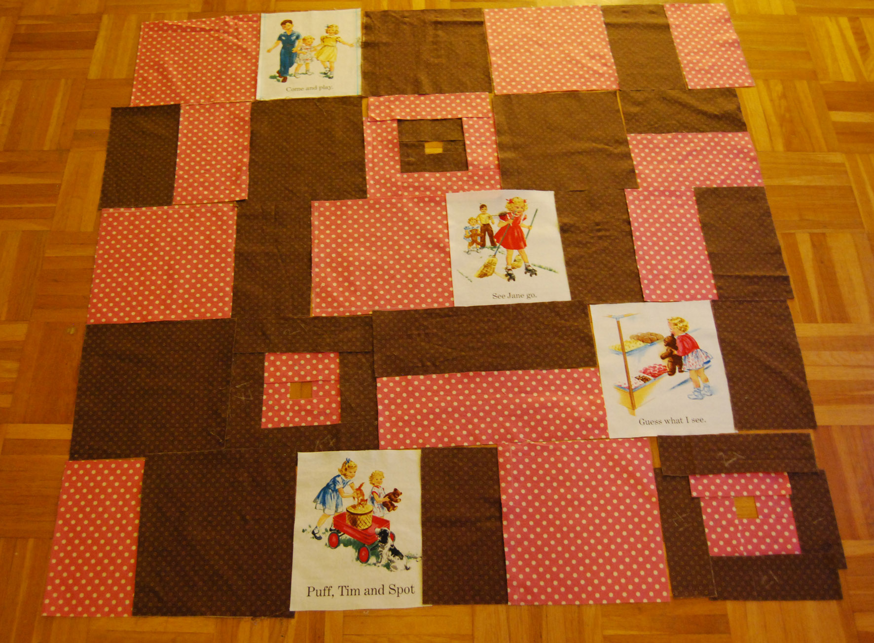 My first Quilt – Part 2 – Holy moly