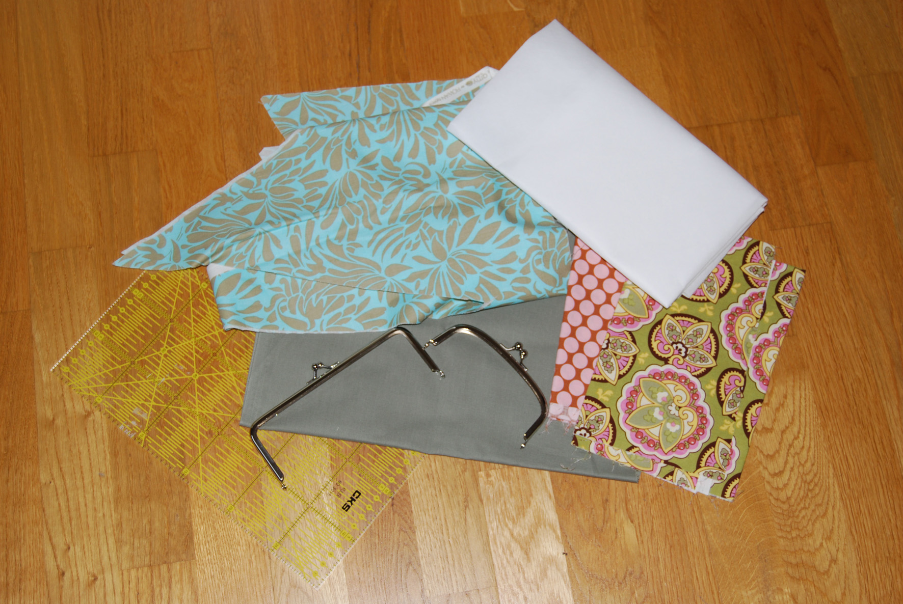 First sewing project in 2010