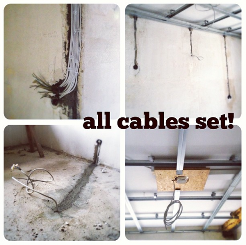 all cables set