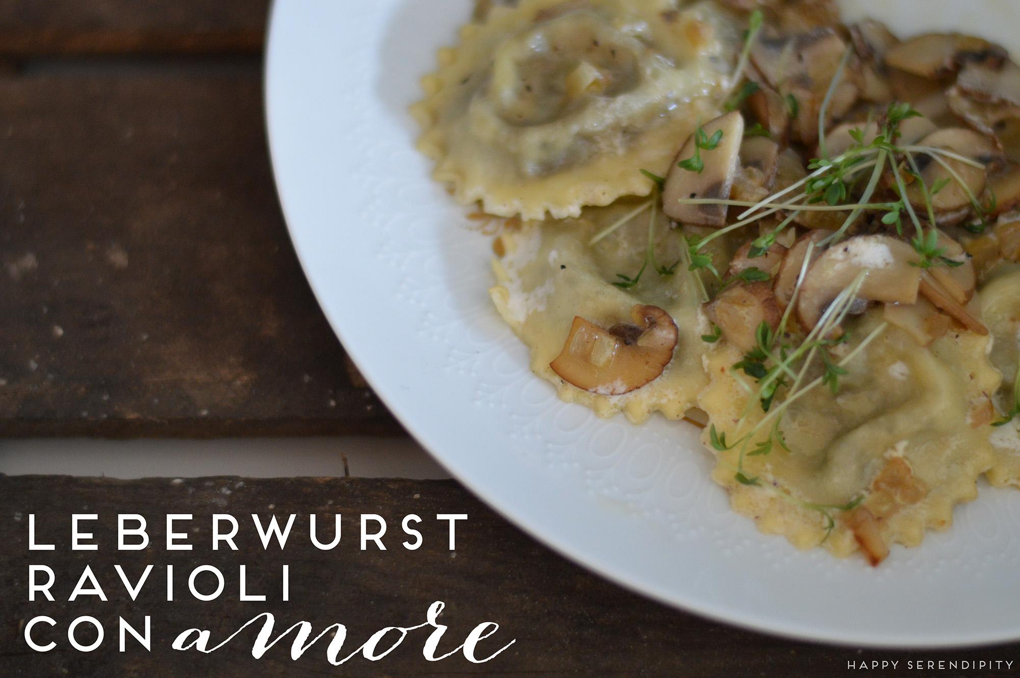 leberwurst raviolicon amore