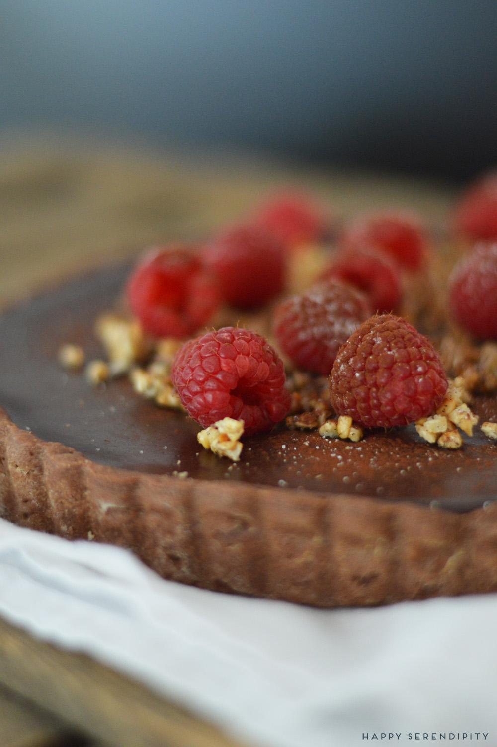 weltbeste chocolate tarte
