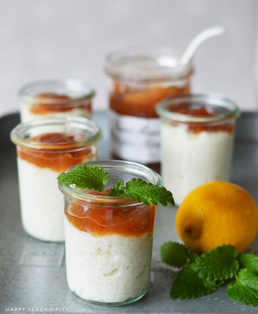 happy serendipity_milchreis mit kokos und rhabarber_rhubarb_rezept