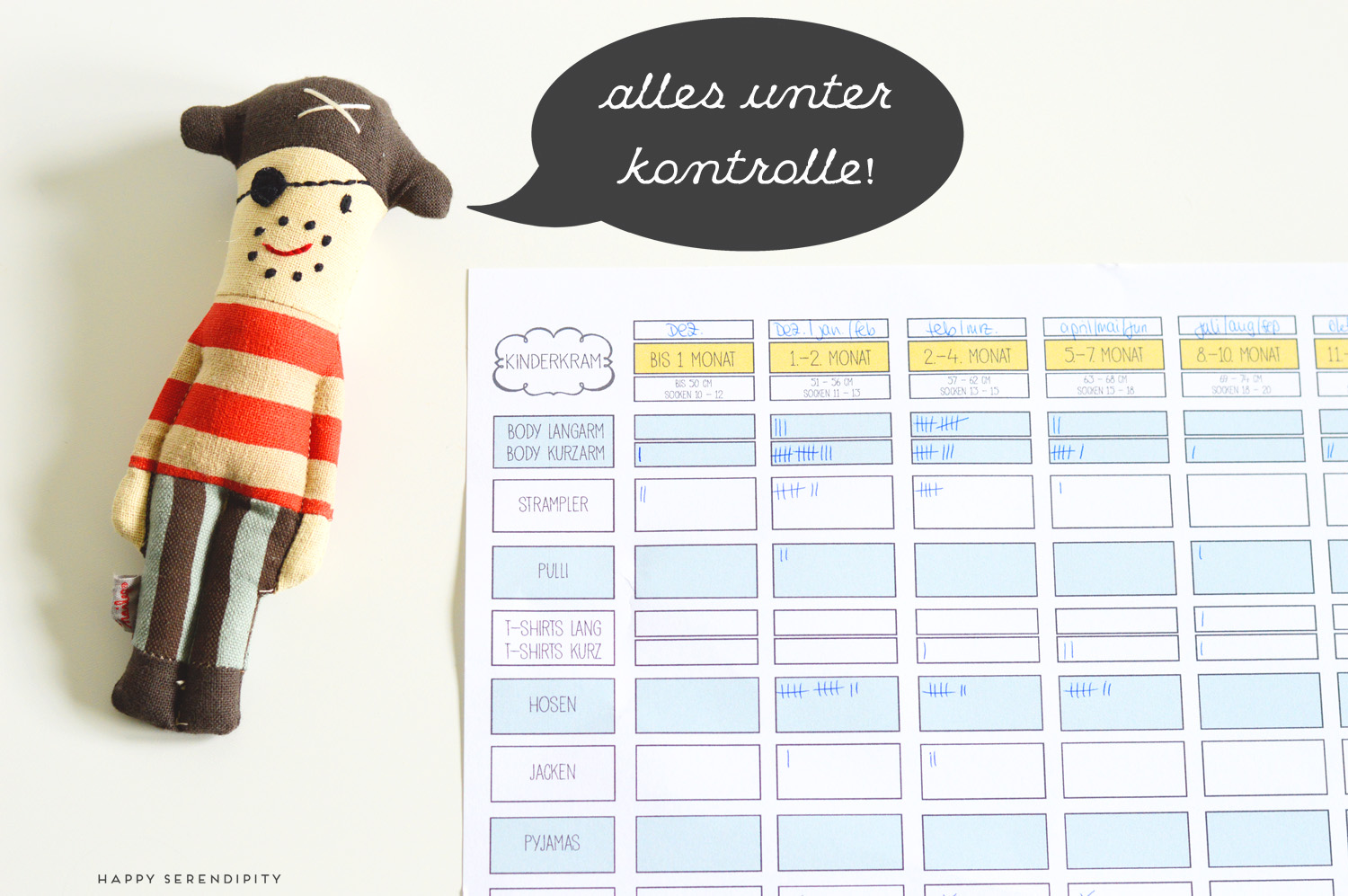 kinderkram-alles unter kontrolle-freedownload-kinderorganisation-happyserendipity