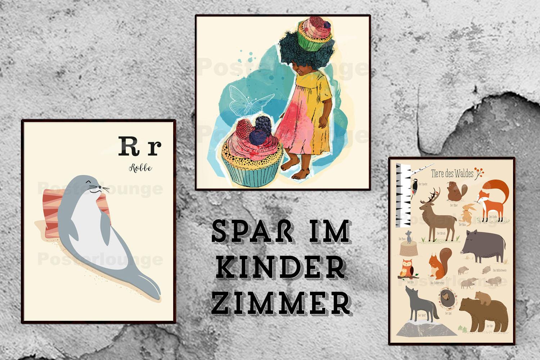 bilder fürs kinderzimmer, posterlounge