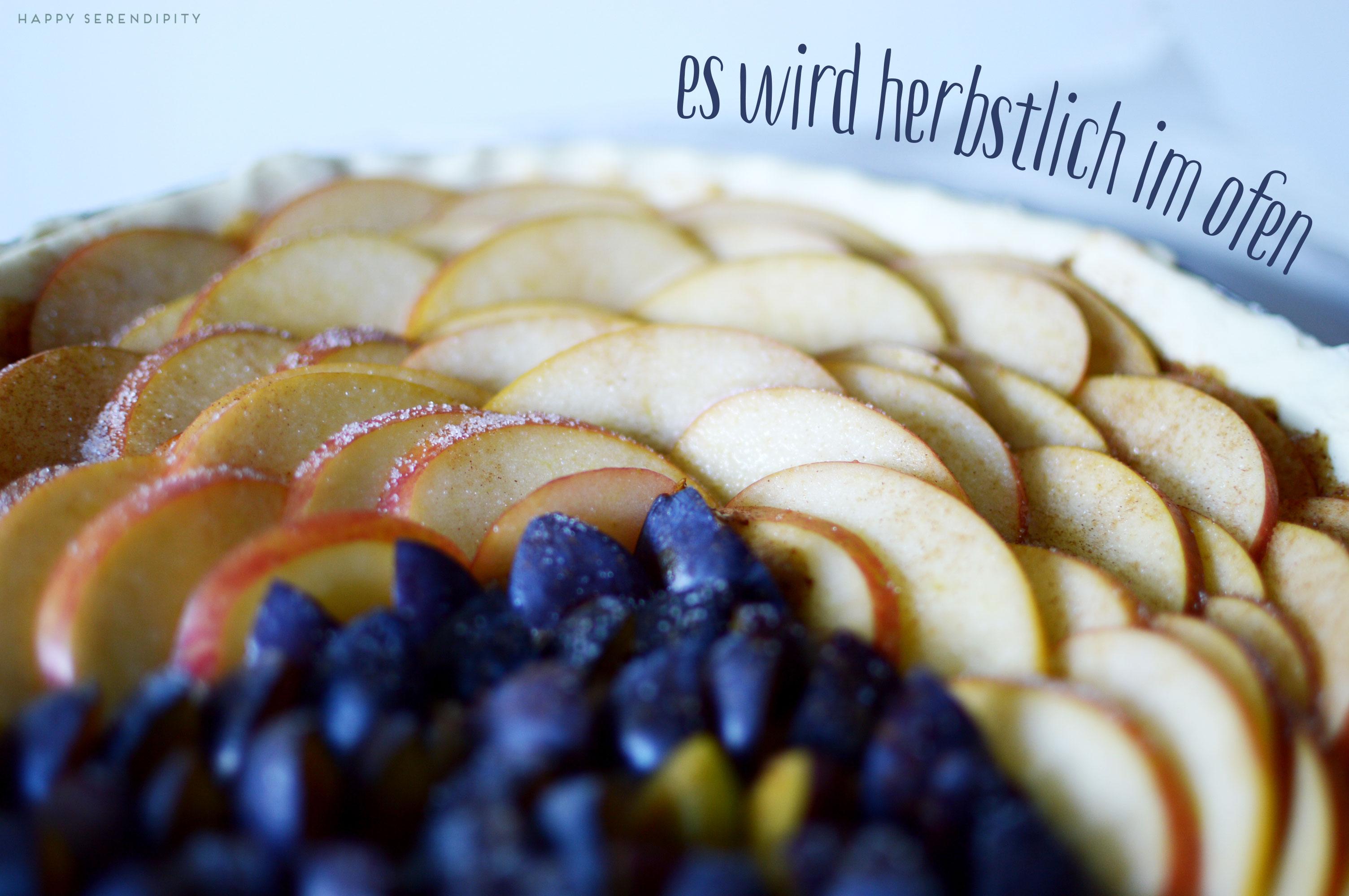 warme herbst tarte