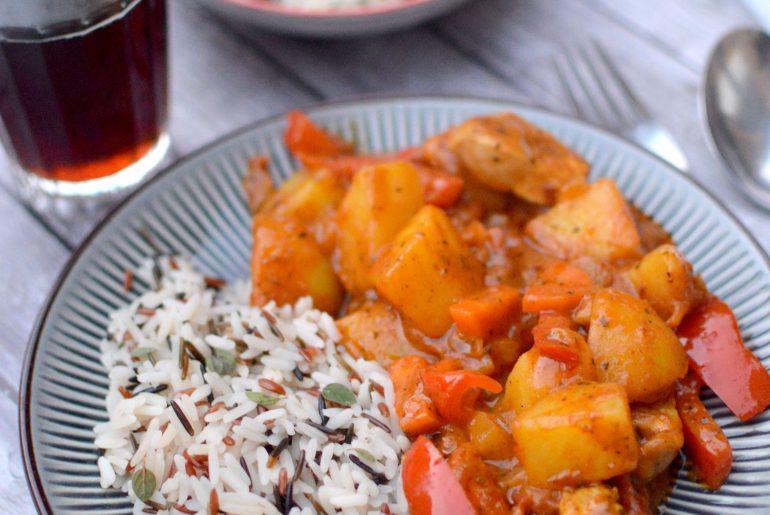 rezpet chicken tikka masala von happy serendipity