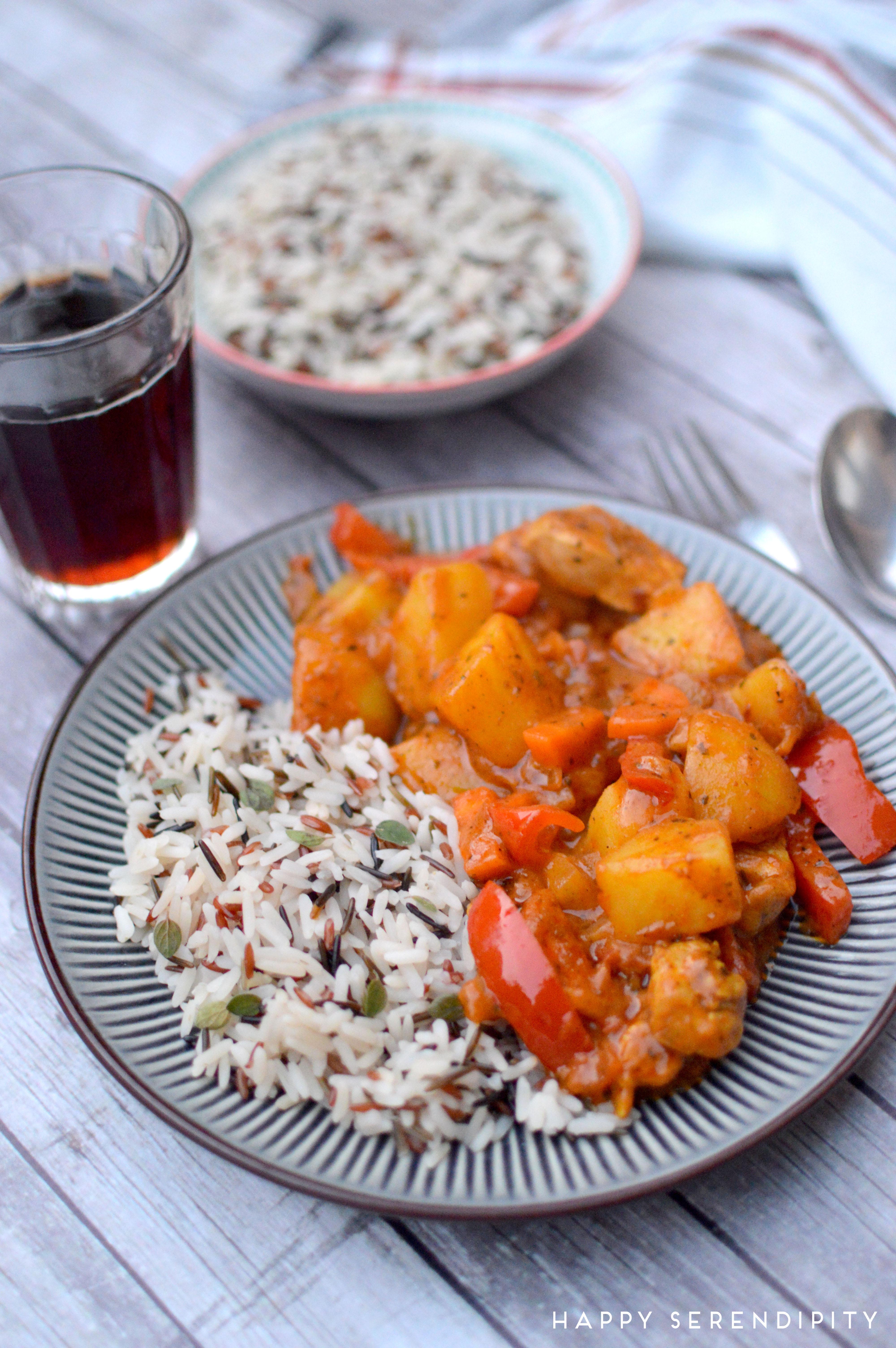 {rezept} chicken tikka masala