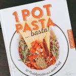 one pot pasta buch von stefanie hiekmann, emf verlag 2016, rezensiert von happy serendipity