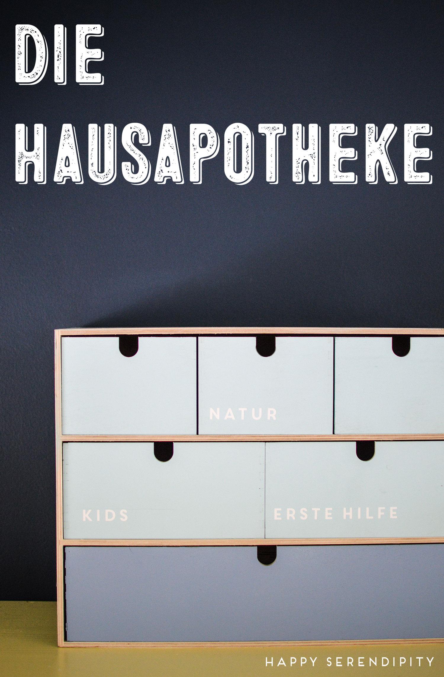 hausapotheke, diy apothekerschrank, diy idee von happy serendipity