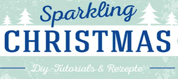 Da ist es: das Sparkling Christmas Blogger Ebook