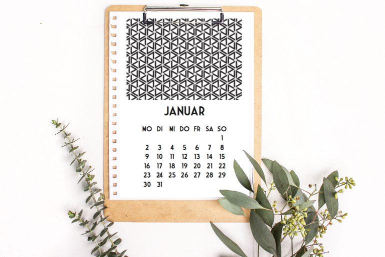 happy serendipity 2017 kalender freebie pdf