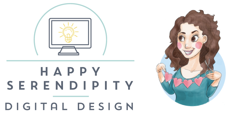 happy serendipity digital design