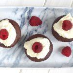 Titelbild der Brownies mit roter Bete von Happy Serendipity
