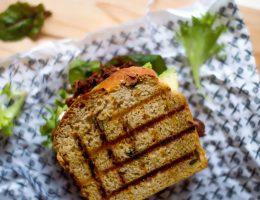 Pulled Jackfruit Sandwich - Ein Rezept von Happy Serendipity