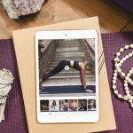 die beste yoga app - asana rebel - eine empfehlung von happy serendipity