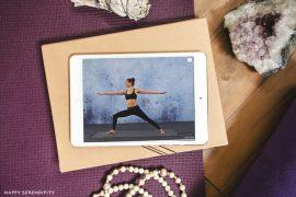 Die beste Yoga App und meine Top 3 Apps für mehr Wohlfühlmomente
