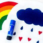 Ein Last Minute Faschingskostüm ohne Nähen für Kinder | Ein Tutorial von Happy Serendipity
