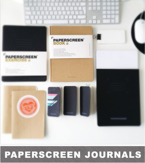 PAPERSCREEN JOURNALS