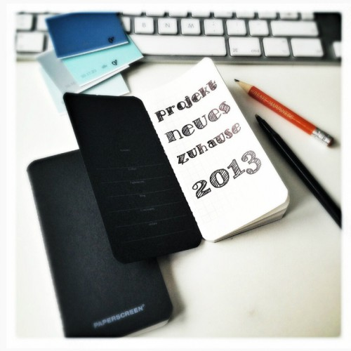 paperscreen project book