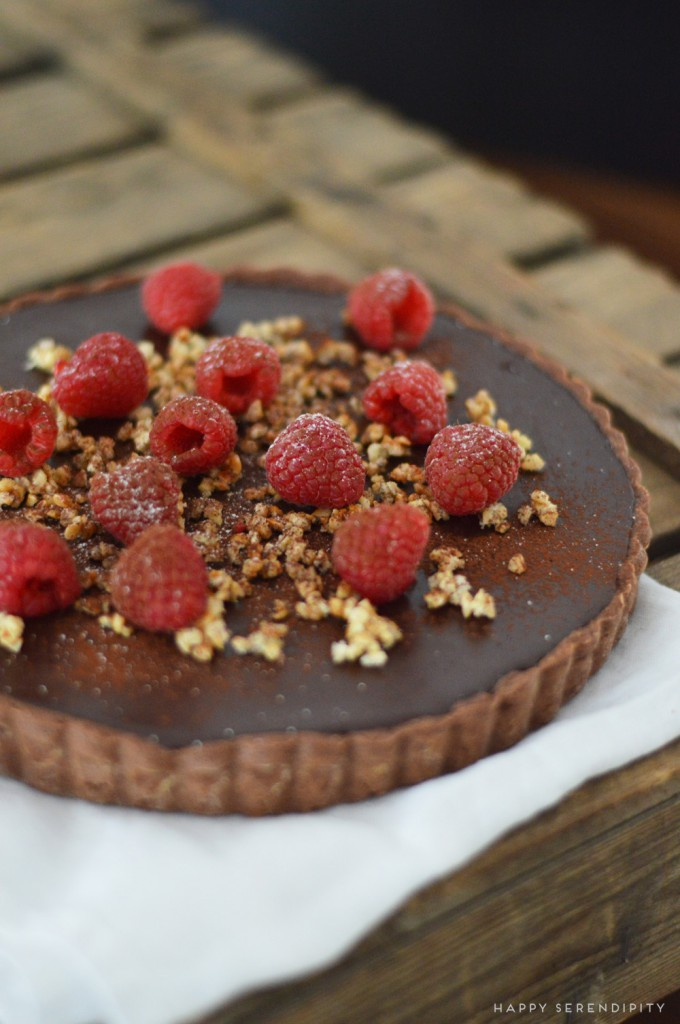 dark chocolate tarte_tarte_delicious_raspberries_3