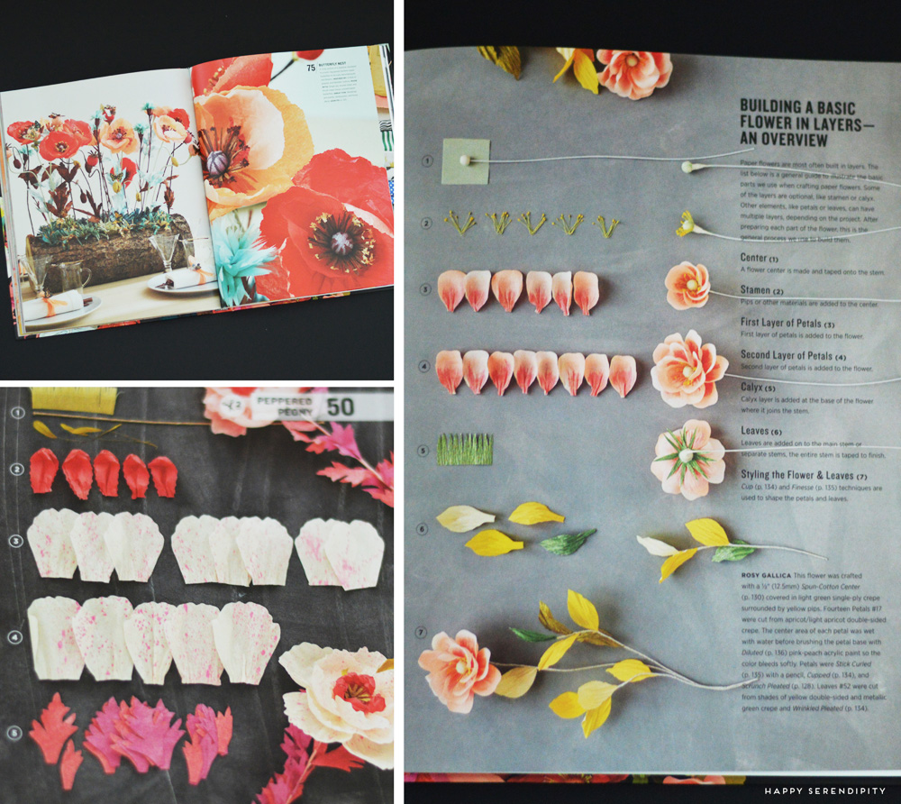 paper to petal_inside pages_book review_happy serendipity