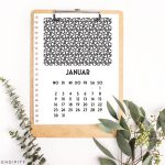 happy serendipity 2017 kalender freebie pdf